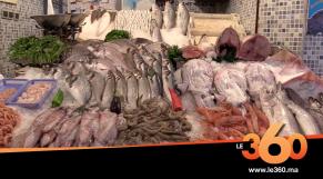 Cover Vidéo -  كورونا تلقي بظلالها على تجار السمك بمارشي سنطرال