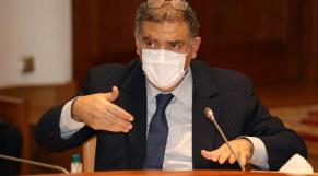 Le ministre de l'Intérieur Abdelouafi Laftit