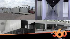 cover: البيضاء.. المعرض الدولي يتحول إلى مستشفى لإيواء مرضى كورونا