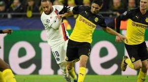 Hakimi et Neymar