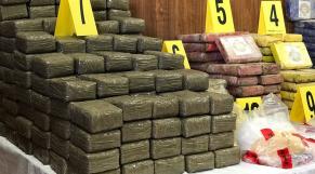 Mauritanie: arrestation de 7 présumés trafiquants et saisie de 700 kilos de drogue