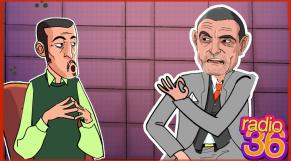 Cover_Vidéo: راديو 36: الدكتور الفايد يخرج عن صمته ويتحدى الدكتور الفرنسي راوول بالقرفة.