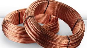 Câbles de cuivre