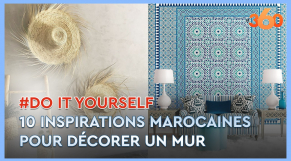 Cover Vidéo - DIY Ep12 : 10 inspirations marocaines pour décorer un mur