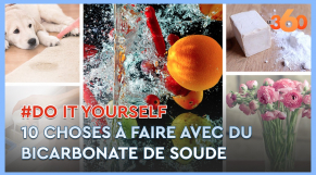Cover_Vidéo: Do It Yourself Ep10: 10 choses à faire avec du bicarbonate de soude