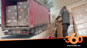 La fondation Al Mada livre 1 million de masques au ministère de santé