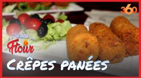 Cover_Vidéo: A l'heure du ftour Ep15 : Crêpes panées farcies à la viande hachée et au fromage