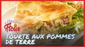 Cover Vidéo - A l'heure du ftour Ep9 : TOURTE AUX POMMES DE TERRE