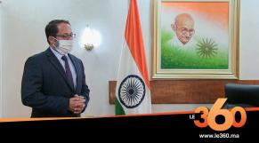 Cover Vidéo - المغرب يستورد من الهند 6 مليون أقراص من هيدروكسي كلوروكوين حسب سفير الهند