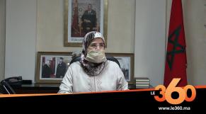 Cover Vidéo -  موقف جميلة المصلي من العنف ضد النساء