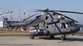 Hélicoptère armée russe