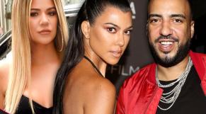 French Montana et les soeurs Kardashian