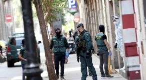 Police-Espagne