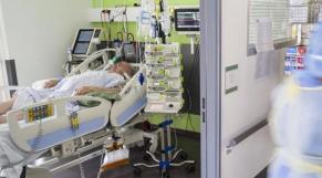 Coronavirus France Service de réanimation