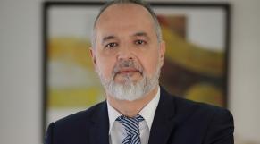 Jalil Sebti, directeur général de la banque de détail du groupe BCP