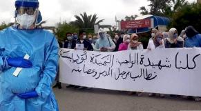 Algérie. Covid-19: indignation et colère après le décès de la docteure Boudissa, enceinte de 8 mois