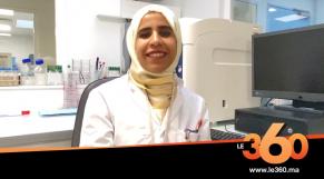 Sara Bellali, jeune scientifique engagée dans la lutte contre le Covid-19