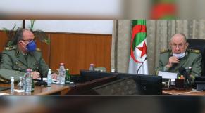 Image: (Algérie) Nouvelles installations : le directeur général de la sécurité intérieure