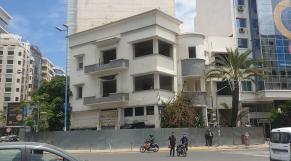 La villa Mauvillier, à Casablanca.
