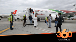 cover vidéo :Le360.ma • عودة الرحلات الجوية بمطارات المغرب بعد أزيد من 3 أشهر من التعليق