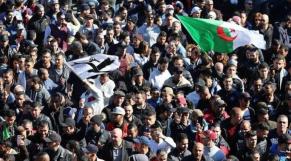 Manifestation à Bejaia