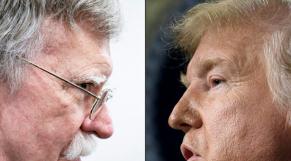 Bolton et Trump
