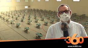 Cover_Vidéo: تجهيز قاعات رياضية بفاس لإجراء امتحانات الباكلوريا