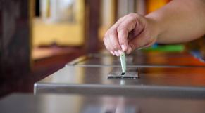 Scrutin élection vote