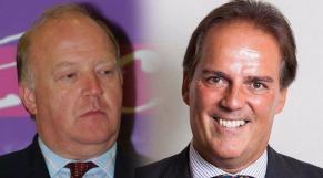 Mark Field et Derek Conway, anciens ministres britanniques