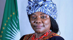 Sarah Mbi Enow Anyang Agbor - Commissaire Union Africaine