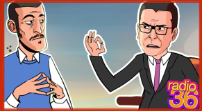 Cover_Vidéo: راديو 36: صلاح الدين الغماري بغضب ينصح المغاربة بالاستعداد للتمديد من جديد