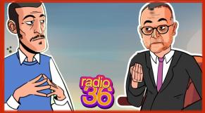 Cover_Vidéo: راديو 36: محمد اليوبي في أول خروج يوضح سبب غيابه واستمرار كورونا