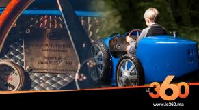Cover la Baby II de Bugatti