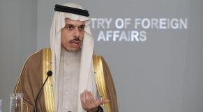 Faisal bin Farhan Al Saud, chef de la diplomatie saoudienne.