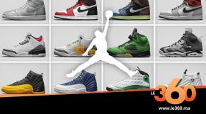 COver la nouvelle collection de Jordan débarque