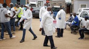 Afrique. Covid-19: la barre des 10.000 décès franchie, le continent toujours résilient