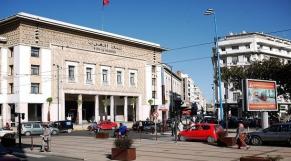 Bank Al Maghrib - Casablanca