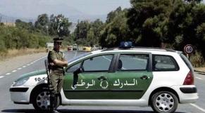 Algérie. Covid-19: fermeture de tous les accès menant à Alger