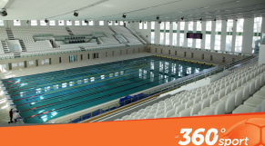 Exclu360. Vidéo: découvrez la nouvelle piscine olympique de Tanger