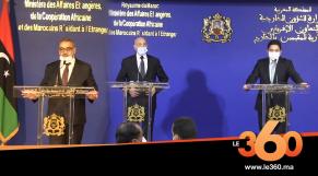 Cover_Vidéo: المغرب يعبر عن الوضعية المقلقة في ليبيا داعيا إلى حل سياسي
