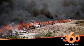 Cover_Vidéo: سلطات طنجة تحرق أطنان المخدرات