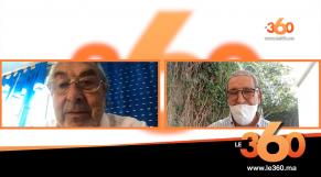 Cover_Vidéo:Berdugo rend hommage au roi Mohammed VI au nom de la communauté juive marocaine dans le monde