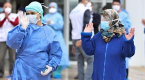 Covid-19 Médecins patients