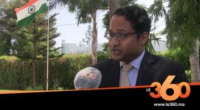 Cover_Vidéo: Ambassadeur de l'Inde dit tout sur la coopération militaire, le Sahara et l'avenir