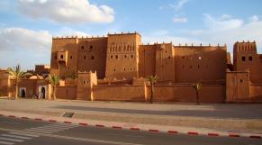Kasbah Taourirt - Ouarzazate - Météo
