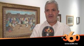 Cover_Vidéo: Découvrez les œuvres de Mohamed Ben Ali R'Bati, un des premiers peintres du Maroc