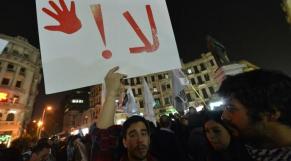 En Egypte: une déferlante #metoo fait voler en éclats les tabous