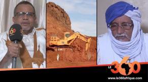 Vidéo. Réactions après l'accord sur la poursuite de l'exploitation de l'or entre la Mauritanie et le canadien Kinross