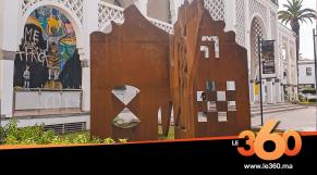Cover_Vidéo: Le parc du Musée Mohammed VI orné d'une belle œuvre de Fatid Belkahiya
