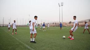 Vidéo. L'IRT poursuit sa préparation à Agadir